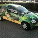 Dental 4 Kids full colour car Wrap by WrapR.nl